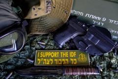 IDF Sticker