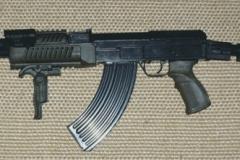 VZ-58 Pistol Grip, Handguards, Stock & Foregrip