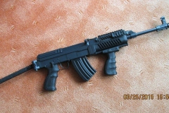 VZ-58 Handguards & Pistol Grip