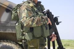 Israeli Combat Vest in Italy