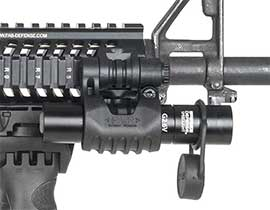 Flashlight & Laser Mounts