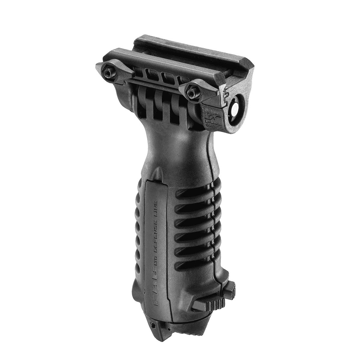 FAB Defense Bi-pod T-POD-QR Black