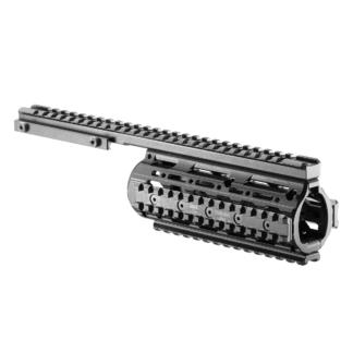 FAB Defense Tactical Carbine Length M-16 /w Floating Quad Rail System – VFR