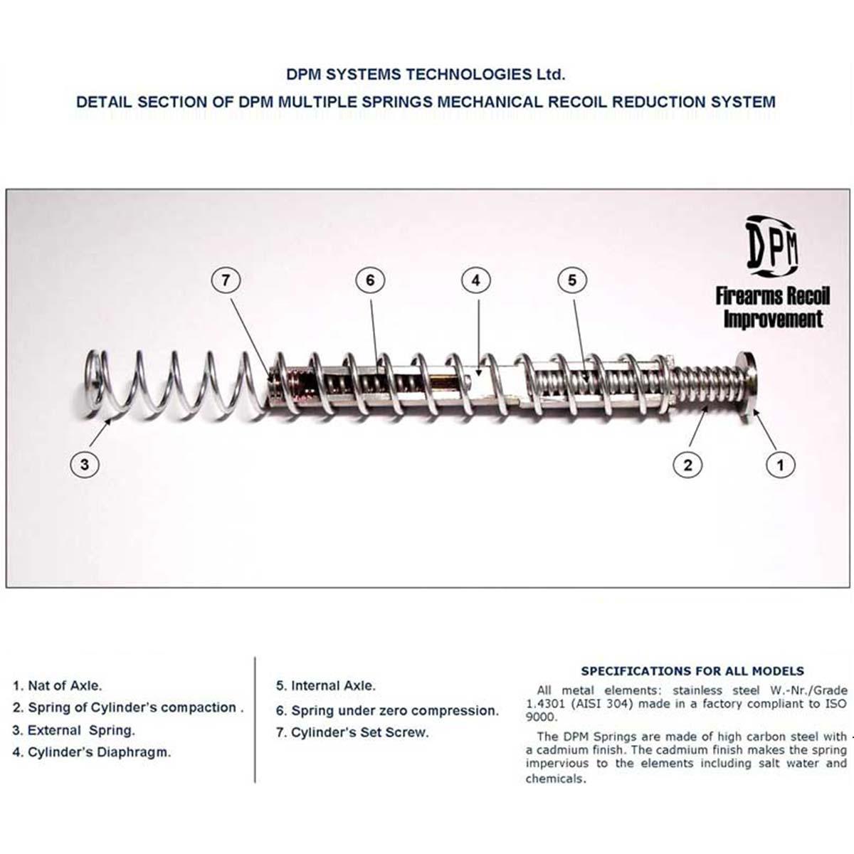 DPM-Spring-System