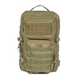 Front-Line-Tavor-1-Tactical-Backpack---Tan-1