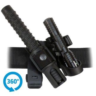 ESP Police Baton & Flashlight Holder