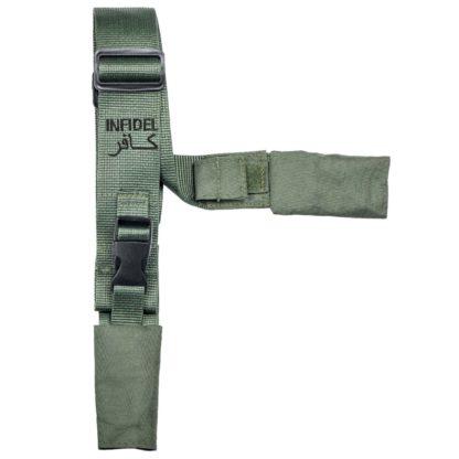 2-Point-Tactical-IDF-Sayeret-Rifle-Sling-infidel-logo-od