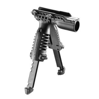FAB Defense Tactical Bipod & Foregrip /w Flashlight Holder T-POD FA