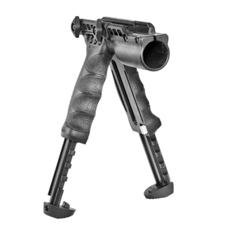 FAB Defense Tactical Bipod & Foregrip /w Flashlight Holder T-POD G2 FA