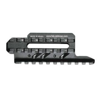 FAB Defense IWI/IMI UZI Aluminium Tri Rail Picatinny Handguard