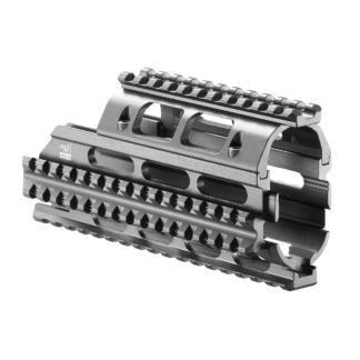 FAB Defense RPK Machine Gun Quad Rail Picatinny Handguard