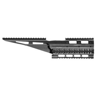 FAB Defense AK-47-74 Aluminium Quad Rail Picatinny Handguard System