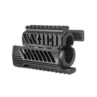 """FAB Defense AKS 74U """"Krinkov"""" Quad Rail Handguard System"""
