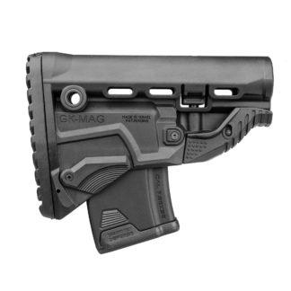 "FAB Defense GK-MAG AK-47/74 ""Survival"" Stock w/ Built-In Magazine Carrier"