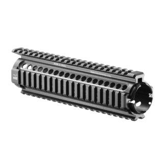 FAB Defense Mid Length AR15 Aluminium Quad Rail System