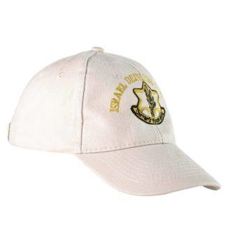 IDF-Emblem-tan-Embroidered-Ball-Cap