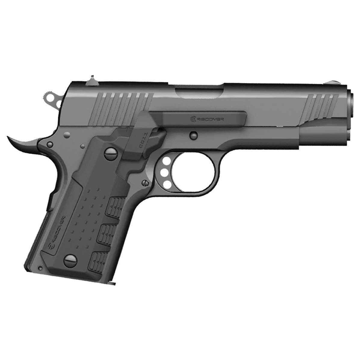 Recover-Tactical-Officer-Compact-1911-Clip-Grip-System
