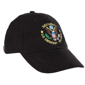 USA-embassy-Embroidered-Ball-Cap