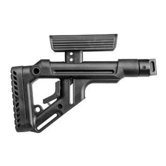 FAB Defense AK Saiga Tactical Folding Stock w/ Cheek Rest
