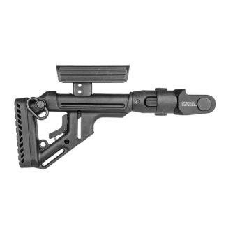 FAB Defense AKMS (Underfolder AKMS) Tactical Folding Stock w/ Cheek Rest