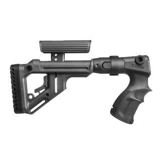 FAB Defense Remington 870 Tactical Folding Stock w/ Cheek Rest + Grip