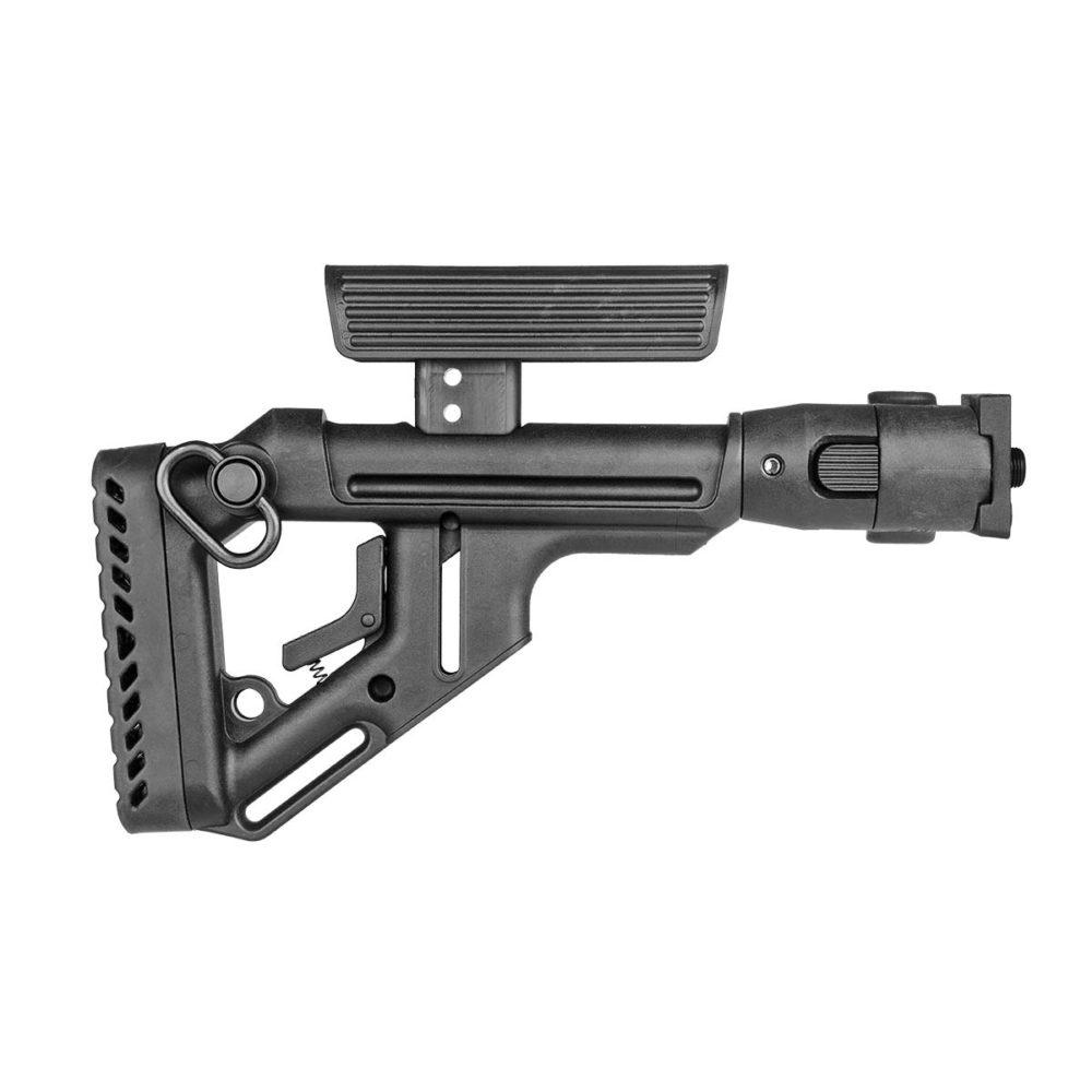FAB Defense SA Vz 58 Tactical Folding Stock w/ Cheek Rest