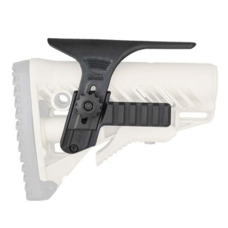 FAB Defense Adjustable Cheek Rest w/ Rails for GLR-16 Butt-Stock