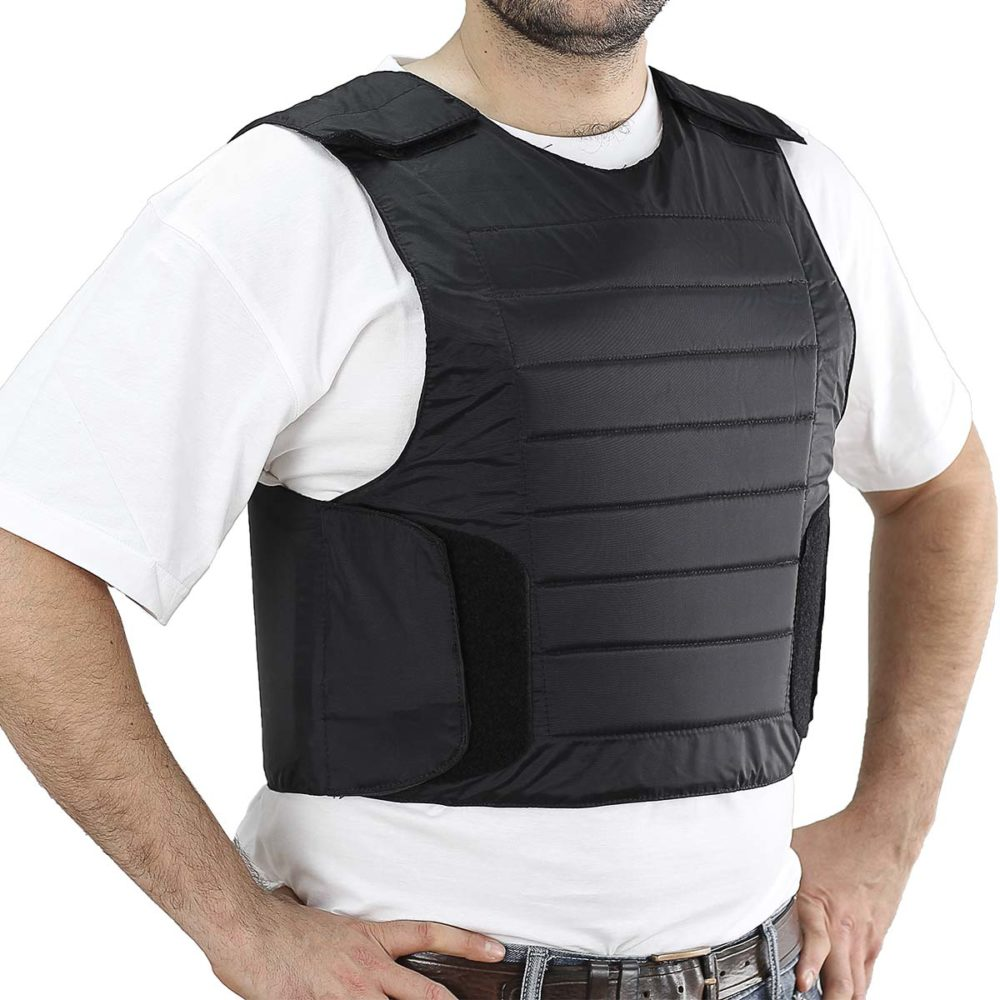 daily wear concealed body armor bulletproof vest iiia free shipping
