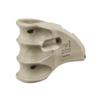 FAB-Defense-AR15-M16-Magazine-Well-Grip-w-Finger-Grooves-Tan