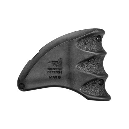 FAB-Defense-AR15-M16-Magazine-Well-Grip-w-Finger-Grooves-Black