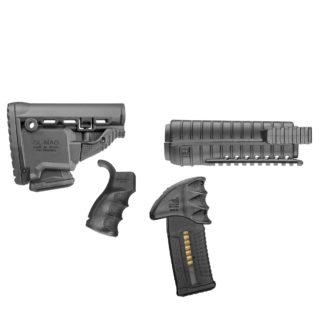 FAB-Defense-AR15-med-upgrade-kit-blk