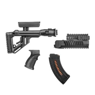 FAB Defense VZ-58/CZ-858 Conversion & Accessory Kit – Medium w/ Cheek Rest