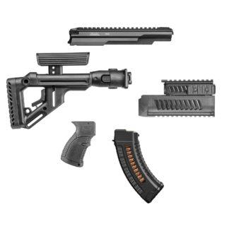 FAB Defense AK-47 Conversion & Accessory Kit – Carbine w/ Cheek Rest