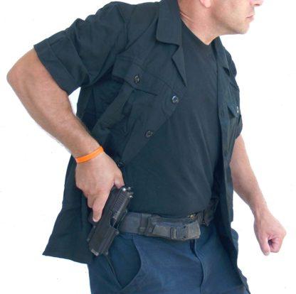 Israel-bodyguard-jacket-shabak-concealed-black