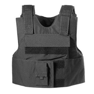 Law-Enforcement-Bullet-Proof-Body-Armor-IIIA-Protection-black