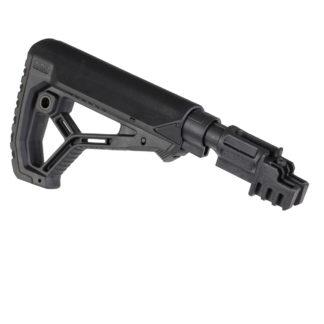 FAB Defense Ultra Lightweight M4 Style Polymer AK-47 Buffer-Tube (Stamped) w/ GL-Core Stock