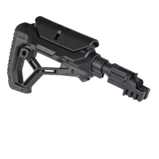 FAB Defense Shock Absorbing M4 Style AK-47 Stock (Stamped) w/ GL-Core Stock
