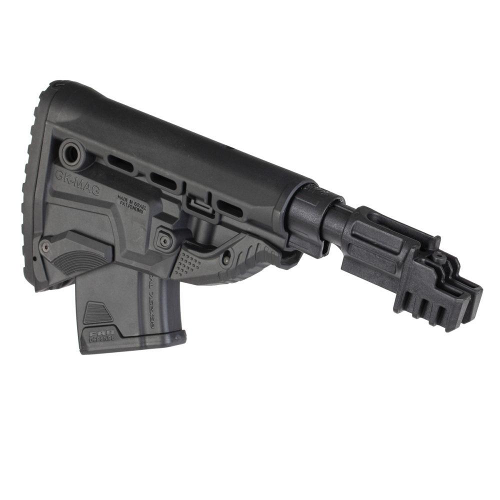 FAB Defense Ultra Lightweight M4 Style Polymer AK-47 Buffer-Tube (Stamped)  w/ GK-MAG