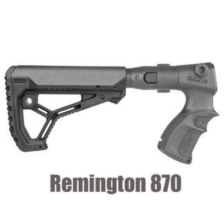 FAB Defense Remington 870 Collapsible Stock Folding + Grip w/ GL-Core