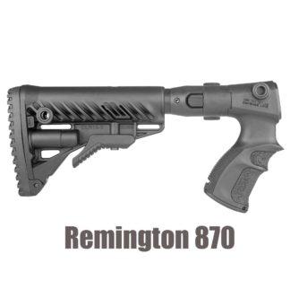 FAB Defense Remington 870 Collapsible Folding Stock + Grip