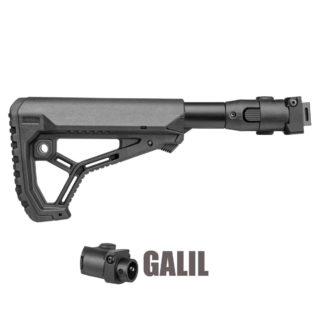 FAB Defense M4 Folding IWI Galil Stock w/ GL-Core Stock