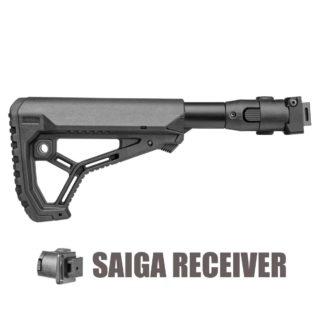FAB Defense M4 Folding AK-47 Stock (Saiga) w/ GL-Core Stock