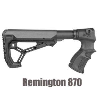 FAB Defense Remington 870 Collapsible Stock + Grip w/ GL-Core