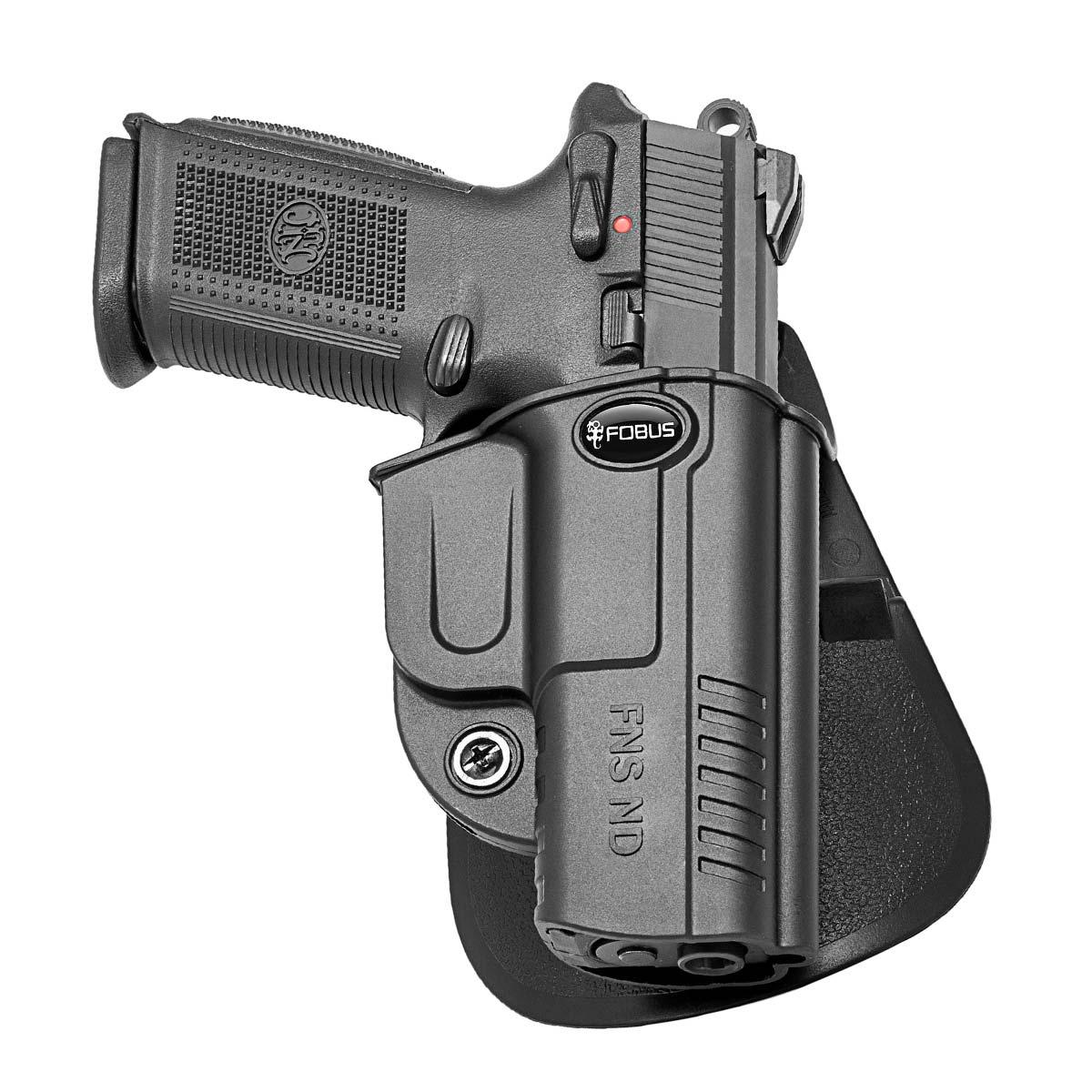 Fobus FN FNS-9 Full-Size Holster (ND)