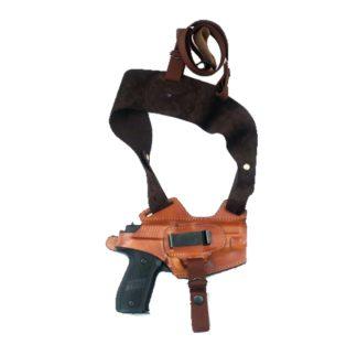 Front Line IWI Jericho 941 Leather Shoulder Holster Holster