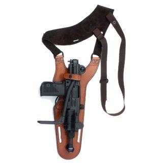 Front-Line IWI/IMI Leather UZI Harness