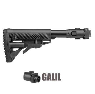 FAB Defense M4 Folding IWI Galil Stock