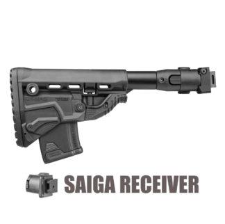 FAB Defense M4 Folding AK-47 Stock (Saiga) w/ GK-MAG