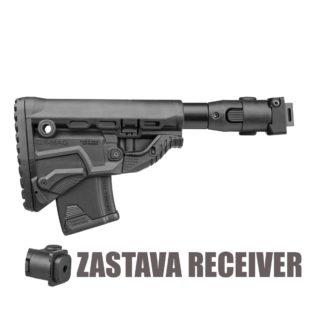 FAB Defense M4 Folding AK-47 Stock (Zastava) w/ GK-MAG