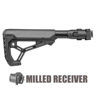 FAB Defense M4 Folding AK-47 Stock (Milled) w/ GL-Core Stock